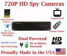 SecureGuard 720P Portable Wireless Bluetooth Speaker Power Bank Spy Nanny Camera