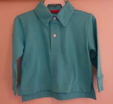 Brand New Kelly's Kids Scuba Blue Jackson Polo Shirt ~ Boy's Sz 18 Month