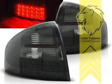 LED Rückleuchten Heckleuchten für Audi A6 C5 4B Limousine schwarz