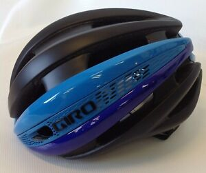 GIRO SYNTHE MIPS HELMET BLUE SMALL
