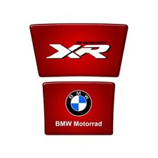 Motorcycle Tank Pad Protector Sticker | (BMW) MOTORRAD S1000XR RED