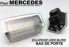 MERCEDES E Class W212 Wagon LED SMD COURTESY DOOR LIGHT FLOOR UNDER STEPS WHITE