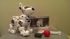 Tekno the Robotic Puppy Dalmatian - Complete and Tested - Works Great!