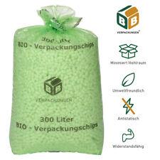 Helle BIO Verpackungschips 300 Liter in Small / Füll Material Polster Versand
