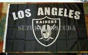 Los Angeles RAIDERS 3X5FT FLAG, banner, Digital print, Las Vegas Raiders