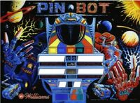 PINBOT Complete LED Lighting Kit custom SUPER BRIGHT PINBALL LED KIT