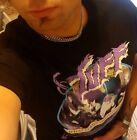 TUFF Tour TEE/CD pack Glam Hairband 80s Stevie Rachelle Poison Motley Crue Ratt