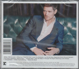 Michael Bublé - Love  (CD/ NEU/OVP in Folie)