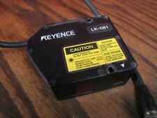 Keyence Laser Displacement Sensor - Part # LK-081
