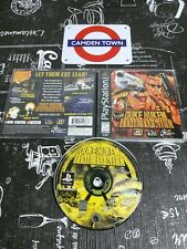 Duke Nukem Time to Kill Ps1 1a Stampa Americana NTSC Eccellente Completa