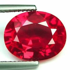 Very Good Cut Transparent Loose Rubies