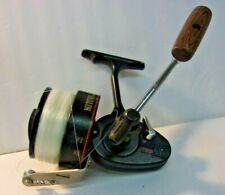 Vintage MITCHELL PRO 498 Mitchell Reel FRANCE - 0.1.06 Working Condition
