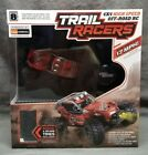 Trail Racers 4X4 High Speed Off-Road Remote Control Vehicle - Red NIB