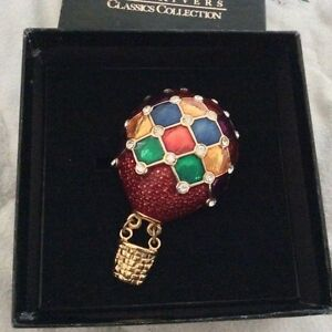 Joan Rivers Ballon Pin