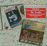 FLO & EDDIE - ILLEGAL IMMORAL & FATTENING/MOVING TARGETS  CD NEU