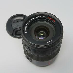 Panasonic Lumix G Vario 14-140mm f/4-5.8 Mega OIS ASPH Lens
