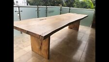 "Live Edge Dining table 126""L"