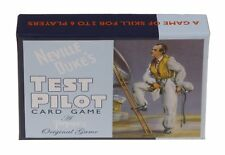 "Pepys Vintage Game - ""Test Pilot"" Neville Dukes boxed card game"