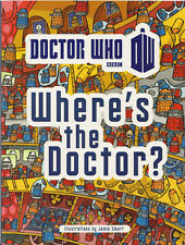 Where's the Doctor?  Mint condition pb.  Great fun!  Doctor Who.