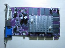 Palit nVidia GeForce FX-5200 128MB DDR VGA/DVI/TV-Out TEST OK!