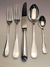 Capitole by Faberge 5 pieces Place Setting, Silverplated Flatware, Excellent