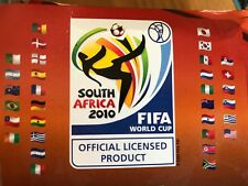 Panini World Cup SOUTH AFRICA 2010 stickers Choose 20 from list
