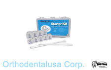 Mini Molds Starter Kit Light Cure Your Own Resin Attachments ORTHODONTIC