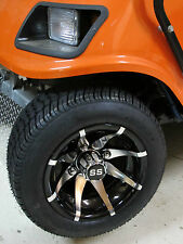 NEW!! Golf Cart Wheel and DOT tire Combo 10'' wheel  Club Car, EZ-GO and Yamaha
