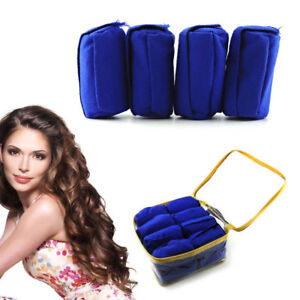 The Sleep Styler For Long or Short Hair NIP 12 Rollers Curlers As seen on Tank