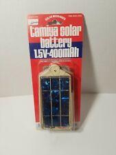 NEW Tamiya Solar Battery 1.5V 400mAh 76003 1991 Educational Solar Mechanics