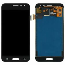 DISPLAY LCD TOUCH SCREEN PER Samsung Galaxy J3 2016 J320 SM-J320FN SCHERMO NERO