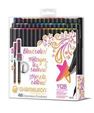 CHAMELEON Fineliner Pens - 48 Assorted Colours