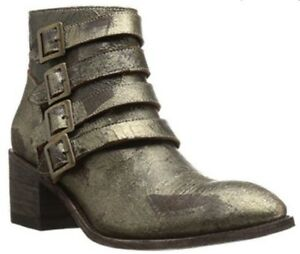 Women's Five Worlds by Cordani SAONA SANCHO Ankle Boots Vintage Leather Bronze