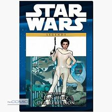 Star Wars cómic colección 16 Imperio Empire 5 6 20 Panini SciFi cómic nuevo HC
