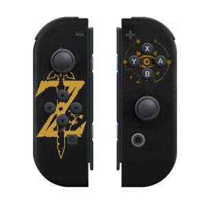 """Zelda"" Nintendo Switch Custom Joy-Con's Controllers Unique Design"