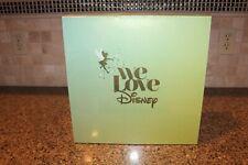 We Love Disney Box Set 4 LP + 2 CD + DVD Tinker Bell BRAND NEW SEALED Vinyl 2500