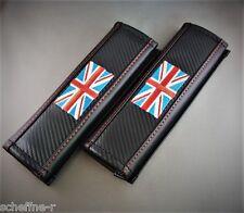 Shoulder Pad'S Mini Cooper Aston Martin LANDROVER JAGUAR Lotus Britain flag