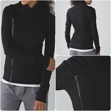 Lululemon Bhakti Yoga Jacket Black Size 12