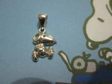 Snoopy ciondolo pendant in Argento 925-produzione artigiana