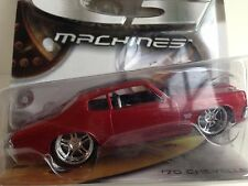 HOT WHEELS G MACHINES 70 CHEVELLE  1:43 OR 1:50 (SCALE)  NEW
