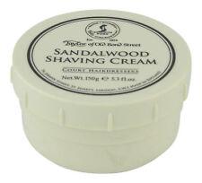 Taylor of Old Bond Street Sandalwood Shaving Cream Bowl 150 g. Sealed Fresh