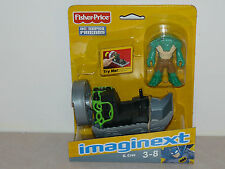 Fisher Price Imaginext K Croc With Accessory Ages 3 Yrs To 8 Yrs