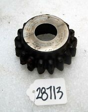Fellows Gear Cutter 18 Teeth Dp 5 Pa 30 Inv28713