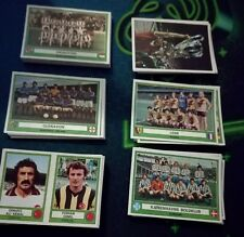 Euro football 78 Panini - last 90 different stickers in excellent condition