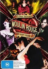 MOULIN ROUGE : NEW DVD