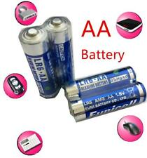 100 pieces Lot AA AM3 LR06 0% Hg Heavy Duty Bulk 1.5V Alkaline Battery