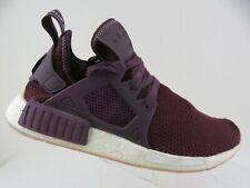 ADIDAS NMD_R1 PK Primeknit Maroon Sz 9.5 Men Running Shoes