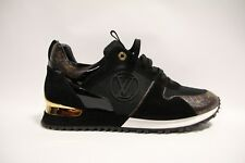 4dc722978ba5 LOUIS VUITTON RUN AWAY SNEAKERS SIZE 37  US 8.5 ~ SOLD OUT!