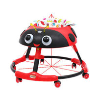 1 Multifunctional Baby Walker with Wheels, Foldable Anti-rollover 2020 Top