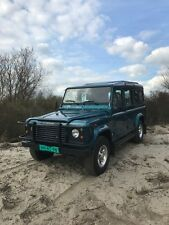 Land Rover Defender 110 TD5 ABS AIRCO 2000 First owner